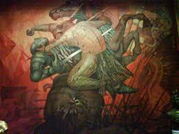 David Alfaro Siqueiros Murales Importantes by Muralismo U0026 Lear