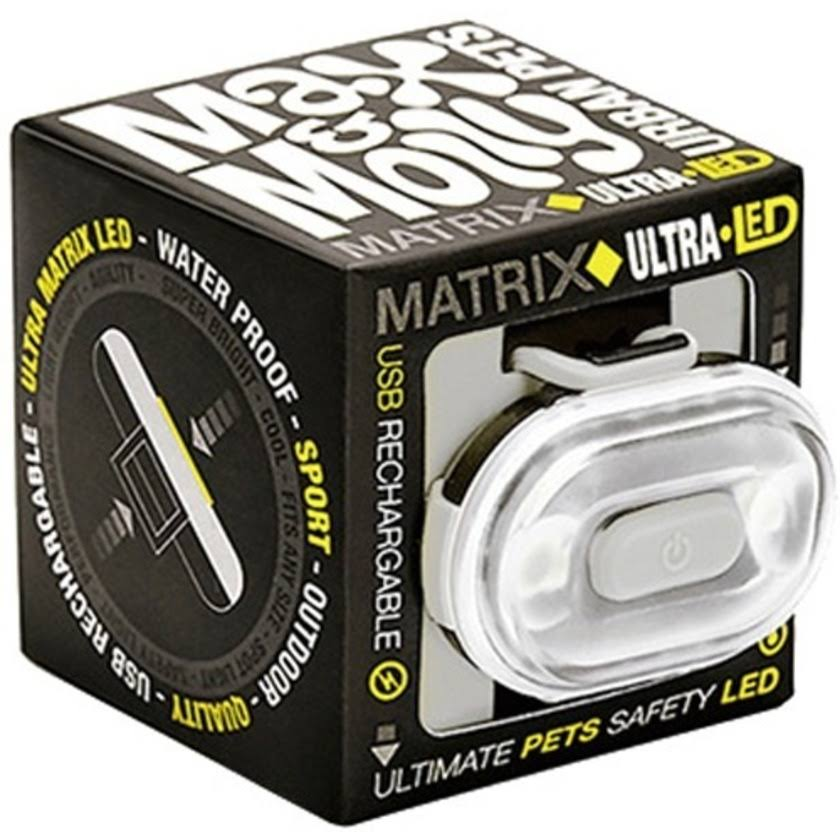 Max & Molly Matrix Ultra LED Safety Dog Light
