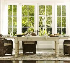 Norfolk Dining Table by Pottery Barn – Architecture Decorating Ideas