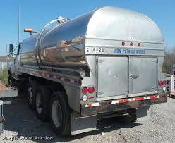 1995 Ford LTA9000 Aero Max 106 Tank Truck | Item DD9280 | SO... 2006 Intertional 9200i Water Truck For Sale Auction Or Lease 2015 Kenworth T440 Saugerties Arts Trucks Equipment 3718966 14 Kenworth T270 2000 Gallon Tank Ledwell 4000 Sitzman Sales Llc 1996 Ford Ltl 9000 Potable Alberta Business Chinese Good Quality 300l 64 Sprinkle Tanker For Hot Beibentruk 15m3 6x4 Mobile Catering Trucksrhd