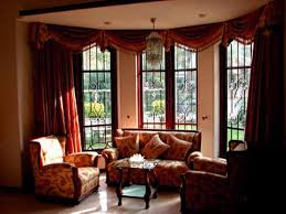 Modern Valances For Living Room by Living Room Curtains With Attached Valance Brown Top Square Coffee