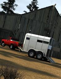 100 Pickem Up Truck Ole Horse Trailer 3D Models And 3D Software By Daz 3D