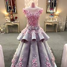 Amazing Wedding Dress Cake Faithfully Recreates a Couture Gown