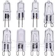 5 types of halogen light bulbs explained