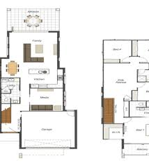 Stunning Images Story Open Floor Plans by House With Open Floor Plans On Two Story Narrow Lot House Narrow