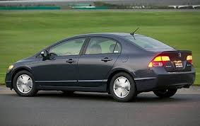 Used 2006 Honda Civic Hybrid Pricing For Sale