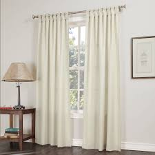 Ikea Vivan Curtains White by Decor Cream Penneys Curtains With Ikea Side Table And Table Lamp