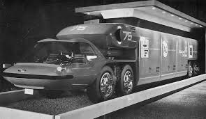 100 Turbine Truck Engines Concept Car Of The Week General Motors Bison 1964 Car Design News
