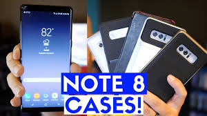 Best Samsung Galaxy Note 8 Cases from Lumion