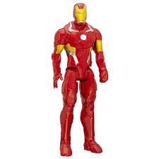 Figurine Avengers 30 Cm Iron Man La Grande Récré Vente De Jouets