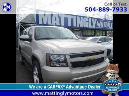 2013 Chevrolet Tahoe For Sale In Metairie, LA - CarGurus Ross Downing Chevrolet Cadillac Gmc Buick In Hammond Louisiana Trapp Dealership Houma La Ford F150 In For Sale Used Cars On Buyllsearch Craigslist Fding For By Owner New And Under 6000 Miles Less Barbera Has Vehicles Napoonville Mini Trucks Best Of 2017 Ram 1500 Laramie Colorado Orleans Cargurus Dump Trucks For Sale In Sierra Deals Save Big Dirt Top Soil Fill Limestone At Terrebonne Autocom