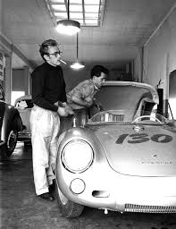 100 James Deans At Competition Motors In Hollywood Rolf Wtherich