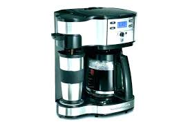 Cuisinart Coffee Plus Chw 12 K Cup Maker With Hot