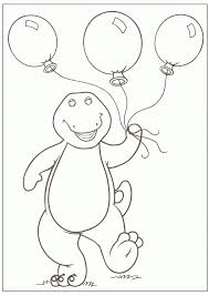 Medium Size Of Coloring Pagescoloring Pages Barney Free Printable For Kids Cool2bkids Gallery Ideas