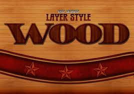 wood styles free photoshop styles at brusheezy