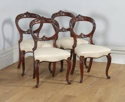 Antique Scottish Victorian Set Of Four Mahogany Balloon Back ... Antique Victorian Ref No 03505 Regent Antiques Set Of Ten Mahogany Balloon Back Ding Chairs 6 Walnut Eight 62 Style Ebay Finely Carved Quality Four C1845 Reproduction Balloon Back Ding Chairs Fiddleback Style Table And In Traditional Living Living Room Upholstery 8 Upholstered Lloonback Antique French