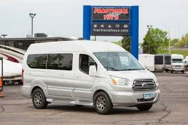 Ford Transit Van By Explorer