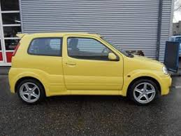 suzuki ignis yellow used – Search for your used car on the parking