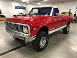 100 1972 Chevy Truck 4x4 Chevrolet K10 4Wheel ClassicsClassic Car And SUV Sales