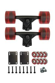 Red Wine Colored Trucks For Longboards - Ebcs #78928b2d70e3