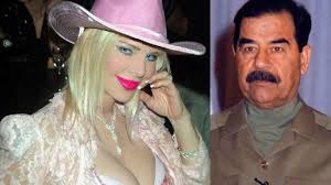 100 Staller Italian Adult Star Ilona Offered Herself To Saddam Hussain For Peace
