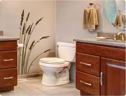 schilf ecke als badezimmer deko wandtattoo bad badezimmer