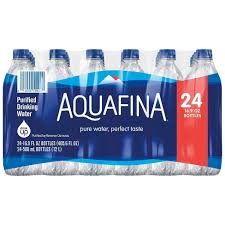 Aquafina Pure Unflavored Water