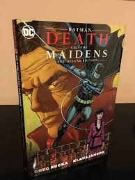 Batman Death And The Maidens 1 9