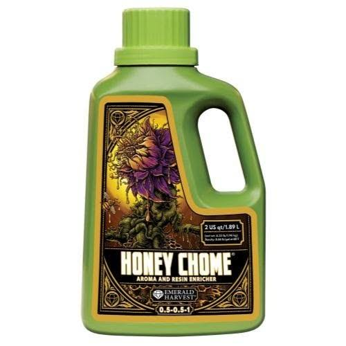 Emerald Harvest 723936 Honey Chome Aroma and Resin Enhancer - 1.9l