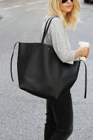 best 25 black tote ideas on pinterest black tote bag black