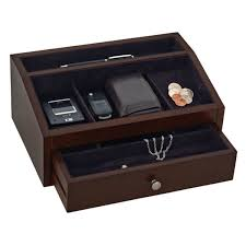 mens leather dresser valet mens valet box ideas home furniture ideas