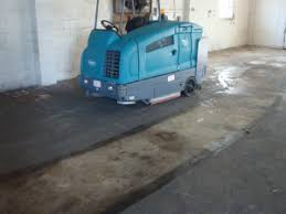 Tennant Floor Washing Machine by Industrial U0026 Commercial Floor Rentals Southern Sweepers