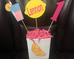 40th Birthday Decorations Nz by Little Monster Centerpieces Funny Birthday Decorations