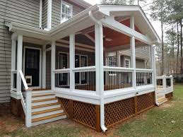 Patio Ideas ~ Screened Porch Designs Free Small Screened Porch ... Front Porch Plans For Mobile Homes Patio Ideas Design Yard Exterior Designs With Car Port Glamorous Front Porch Back Ranch Style 225 Best Home Images On Pinterest Deck Porch Designs For Mobile Homes Elegant Audio Program For Different Sensation Of Your Old House Exciting Mobile Home Design Myfavoriteadachecom Affordable Porches Youtube Double Wide Best Cars Reviews Uber