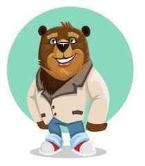 Free Papa Bear Clip Art