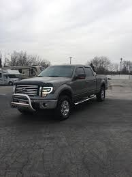 What Size Tires To Get If I Want To Raise My 2016 F150? - Ford F150 ...