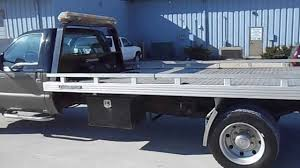 1999 Ford F550 With 19ft Champion Aluminum Bed - YouTube