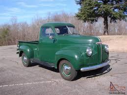 100 Studebaker Truck Parts 1947 STUDEBAKER M5 12 TON PICKUP TRUCK