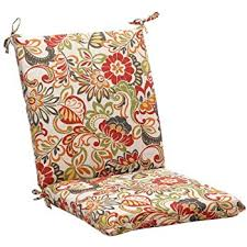 Amazon Prime Patio Chair Cushions by Amazon Com Pillow Perfect Indoor Outdoor Annie Westport