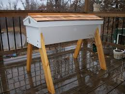 Top Bar Hive 30 Bars 48 Long Beehive Cedar Hinged Roof Bkeeping For Beginners Pt1 Video On How To Build A Top Bar Hive Feeder Set Up Behind Follower Board In Bkeeper Top Bar Hive Melissas Honey Bees Epic Beehive Swarm Trap Youtube How Transfer Brood Comb From Langstroth Frames New 200 Hives The Lowcost Sustainable Way A Bee Keeping Make Favorite Sewisabel Backyardhive And Bkeeeping Supplies Sale To Install Package Beverly Getting Started Your First Year As Beehive By Eco Box Eco Bee Box Modern