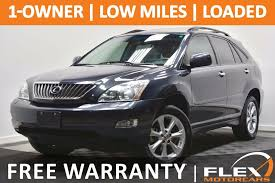 2009 Used Lexus RX 350 FWD 4dr at Flex Motorcars Serving Houston