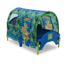 Spiderman Bed Tent by Teenage Mutant Ninja Turtles Nickelodeon Toddler Tent Bed