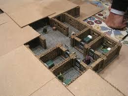3d Dungeon Tiles Dwarven Forge by Dungeons 3d Dwarven Forge Vs Hirst Arts