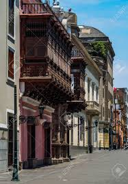 100 Houses For Sale In Lima Peru Colonial With Balconies Old Town