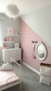 bedroom ideas polka dot schlafzimmer mädchen