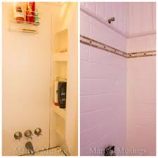 how to tile your shower adhesive diy ideas and bath