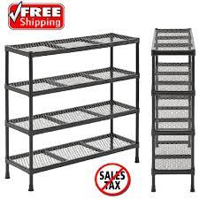 Used Storage Sheds Okc by Garage Cabinets New Used Storage Metal Wall Ebay