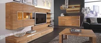 wohnzimmer einrichten komplett aus massivholz casade mobila