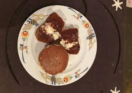 kochen rezepte schneller schokoladenkuchen mit flüssigem