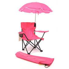 Reclining Camping Chairs Ebay by Kids Modern Beach Baby Kids Umbrella Camp Chair Pink Rc748 Ebay